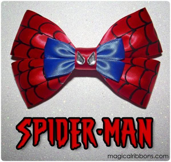 Spider-Man Bow