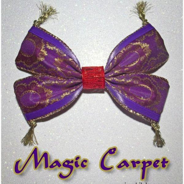 Magic Carpet Bow