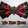 Pirates of the Caribbean Bow - No Red Eyes
