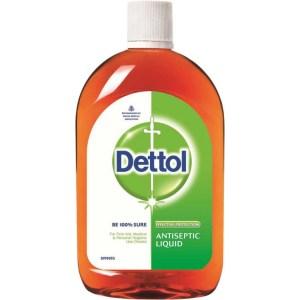 Dettol Antiseptic Liquid -डीटोल