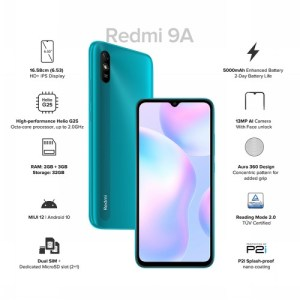 Redmi 9A Smartphone (रेड्मी 9A – मोबाइल)