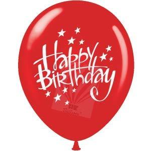 Happy birthday Balloon – Pack of 24