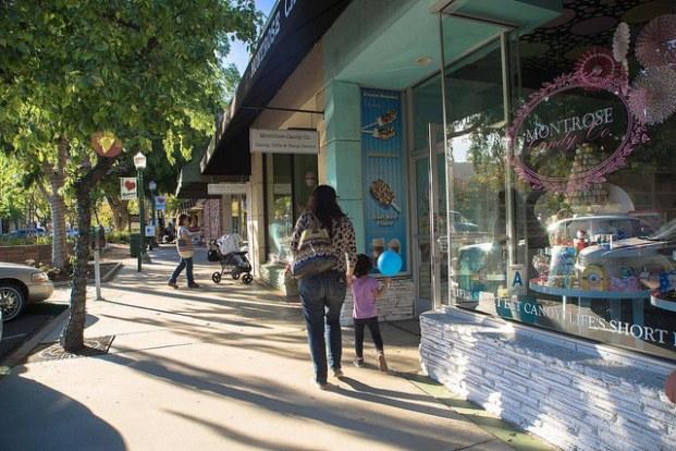 20-Montrose Shopping Park Glendale CA