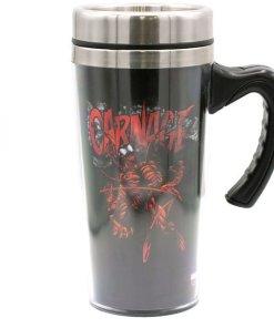 Marvel Carnage Travel coffee mug with handle