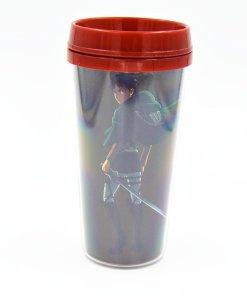 Attack on Titan Eren travel mug