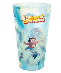 Steven Universe group pint glass