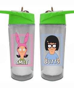 Bob's Burgers water bottle set