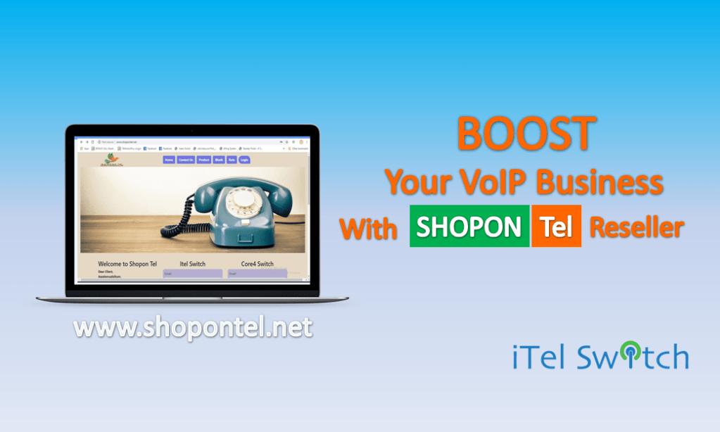 Shopon Tel International Calling card