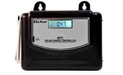 Su-Kam Solarmate MPPT Solar Charge Controller 25A 12V/24V (with load controller)