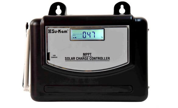 Su-Kam MPPT Solar Charge Controller 25A 12V/24V (with load controller)    ShopOnline solar