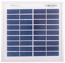 Goldi Green Solar Panel
