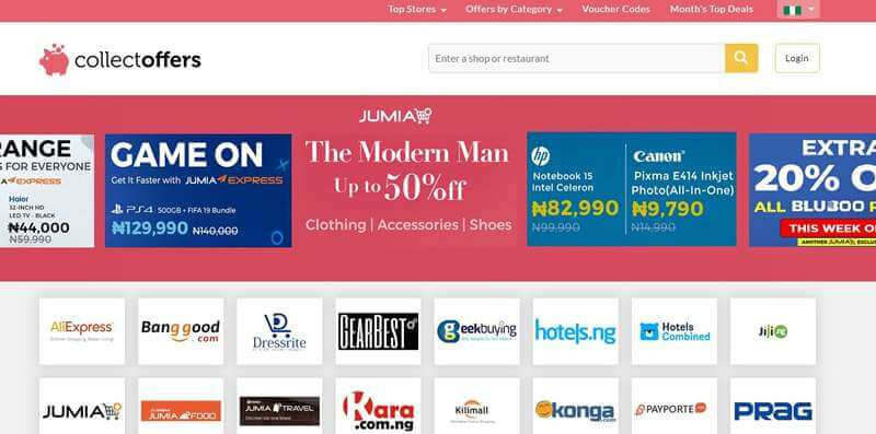 Top 6 Coupon And Deal Sites In Nigeria Shopping Guide