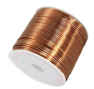 Copper Coil Wire