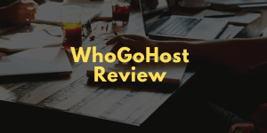 WhoGoHost Hosting Review