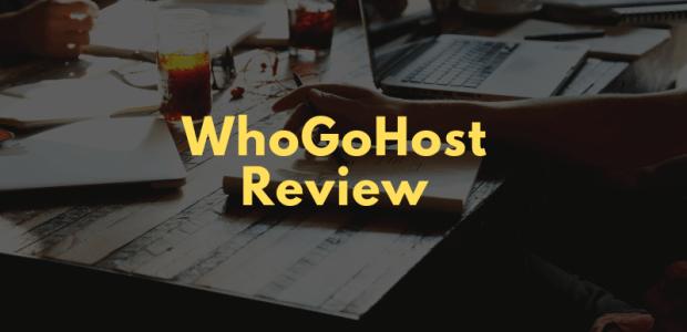 WhoGoHost Review Web Hosting Reviews