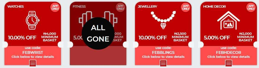 Jumia Voucher Of The Week