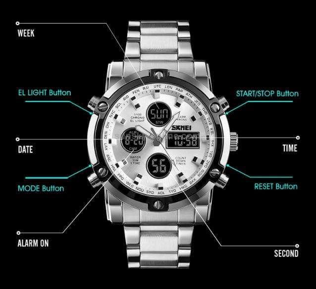 Top 10 Best SKMEI Watches In Nigeria 2019: Reviews, Prices Best Deals Product Reviews