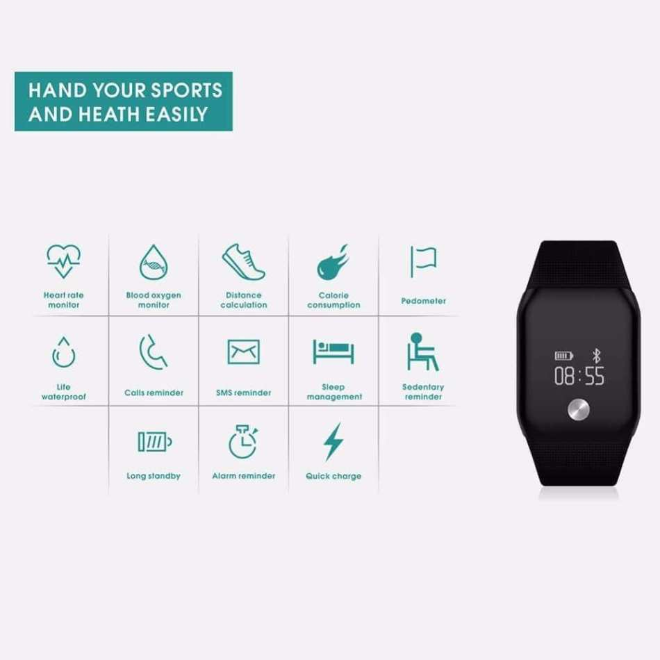 A88 Smart Watch fuctions