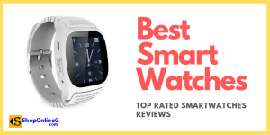 Read more about the article 10+ Best Smart Watch & Prices in Nigeria 2021