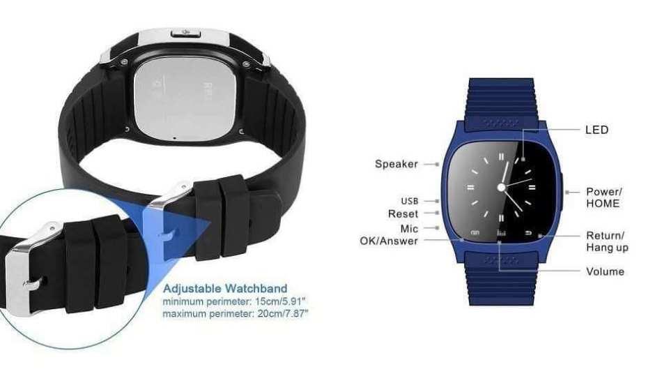 m26 Smart Watch features