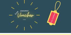 JumiaPay Voucher Codes