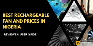 Best Rechargeable Fan and prices in Nigeria