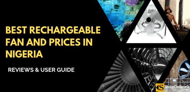 7 Best Rechargeable Fan and Prices in Nigeria Best Deals How To Product Reviews