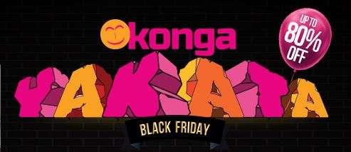 Konga Yakata Black Friday Date