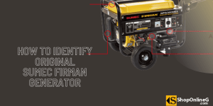 Read more about the article 5 Ways To Identify Original Sumec Firman Generator