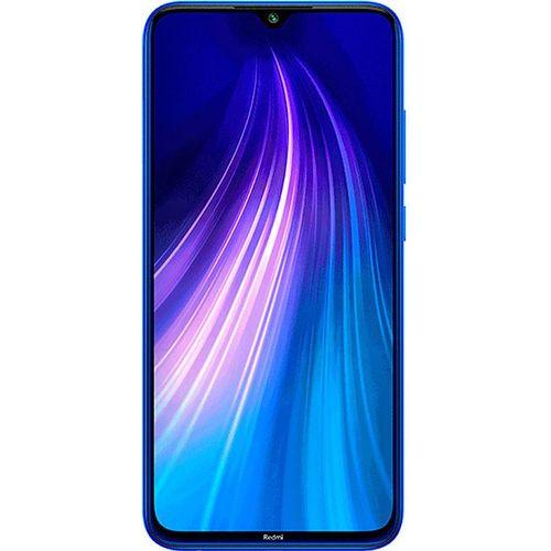 "Redmi Note 8 4GB+64GB 6.3"" 48MP Quad Camera Snapdragon 665 Octa Core Dual SIM 18WQC 4000mAh- Neptune Blue"