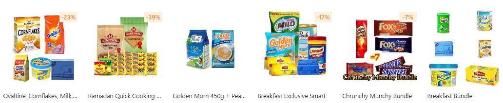 Jumia Anniversary Groceries