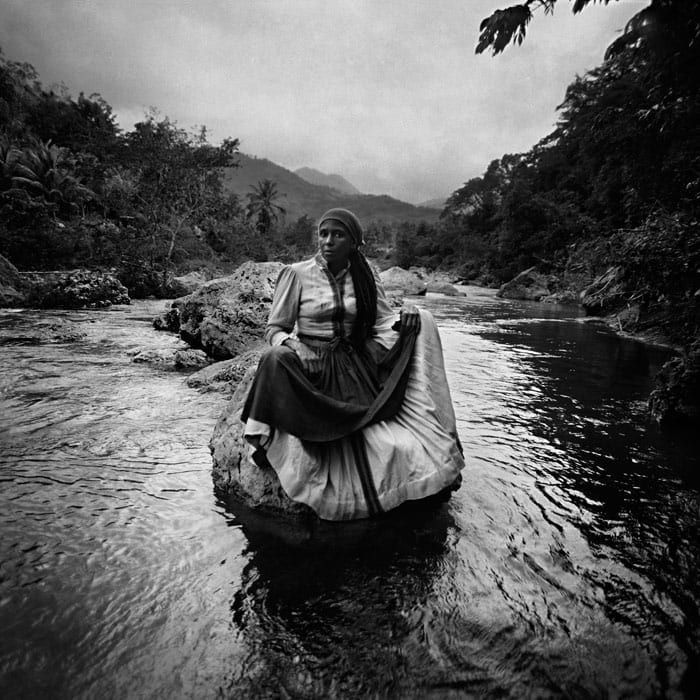 """River Queen"" from Queen Nanny of the Maroons, Renee Cox, 2004"