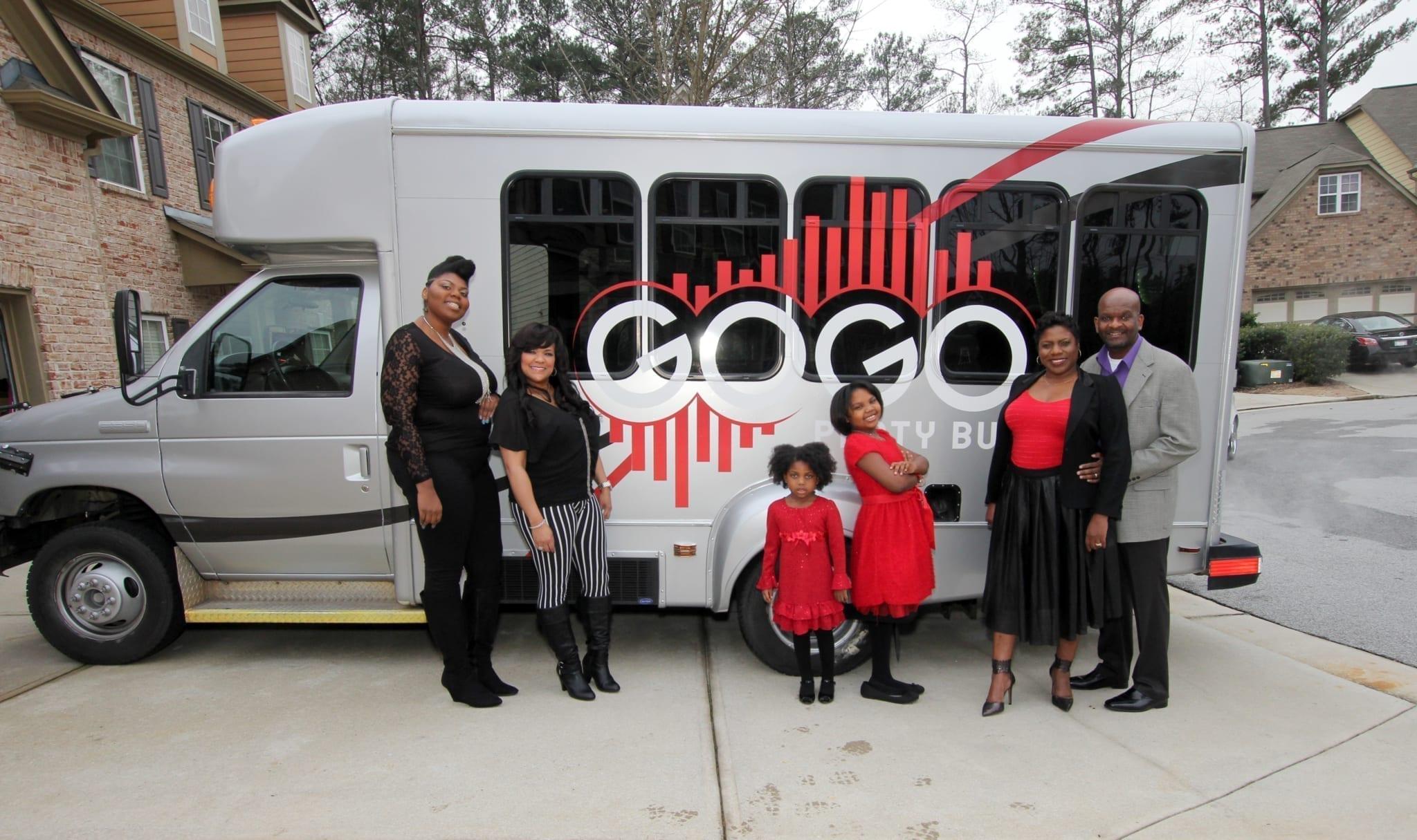 GoGo Party Bus