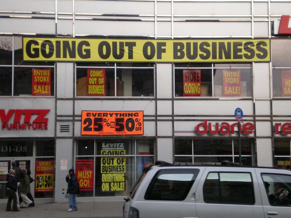 black businesses fail