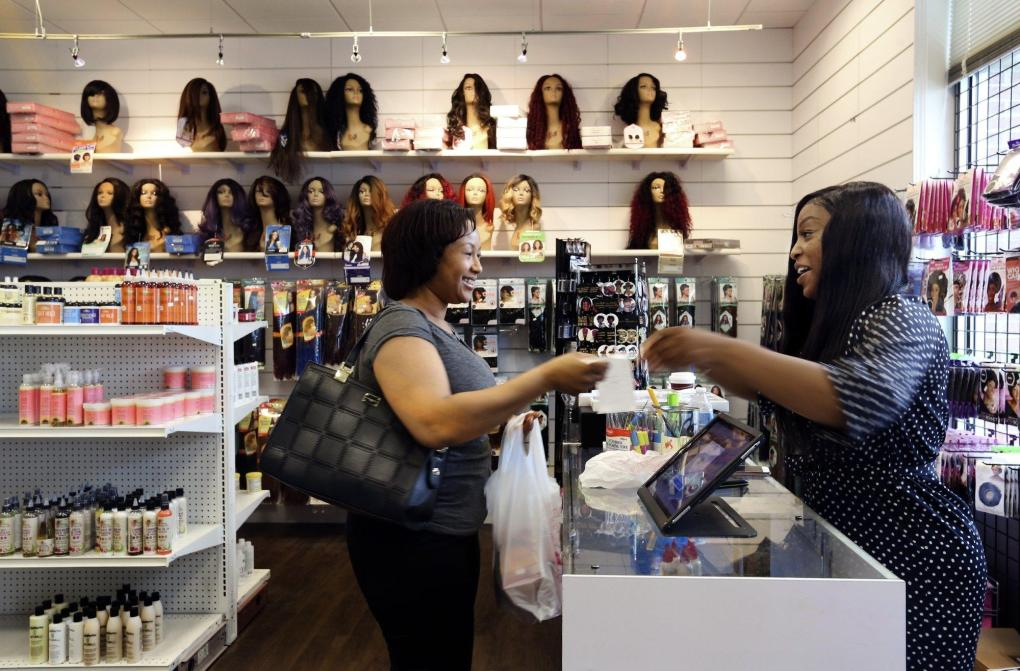 black owned beauty stores