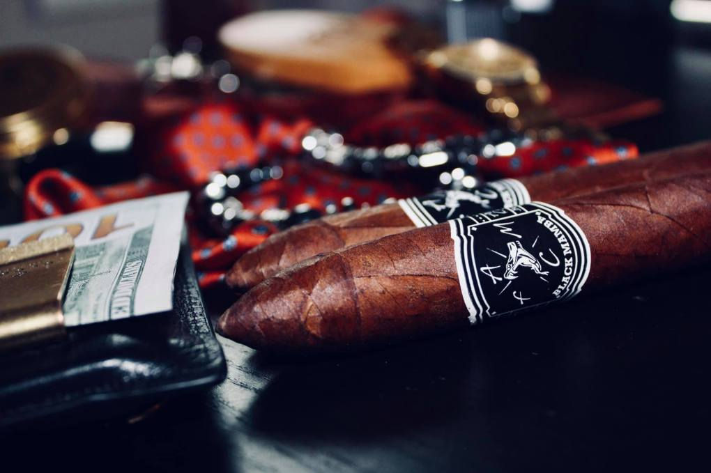 black owned cigar
