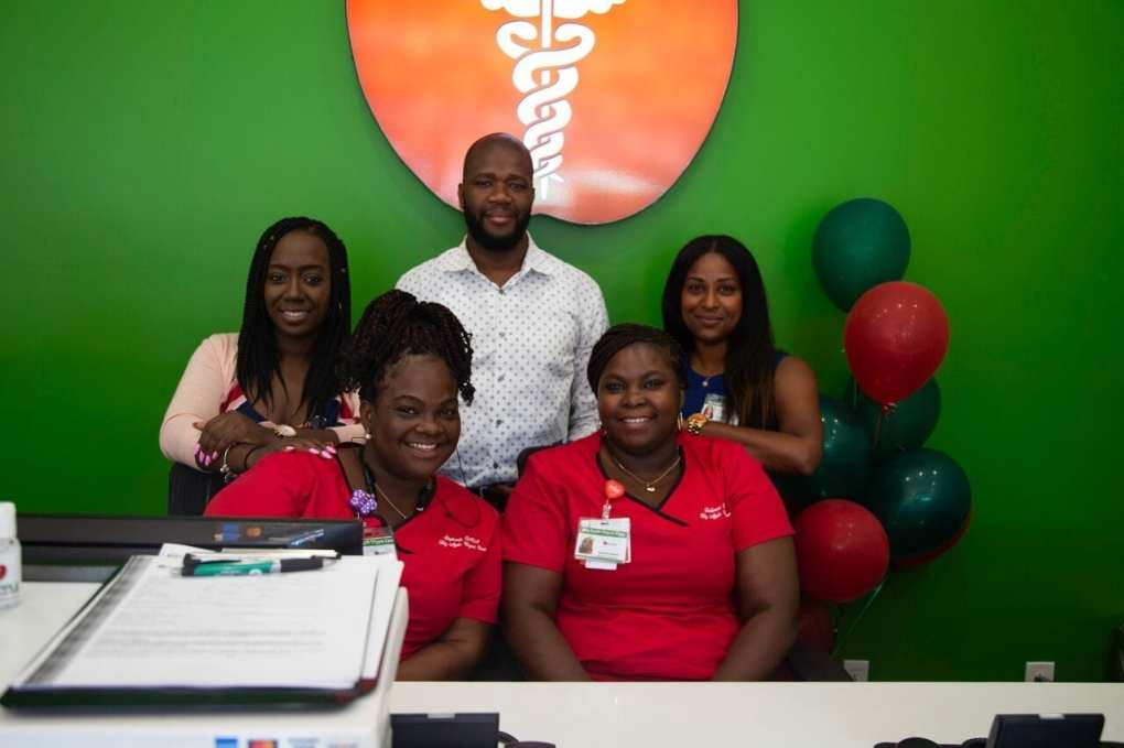 black owned urgent care
