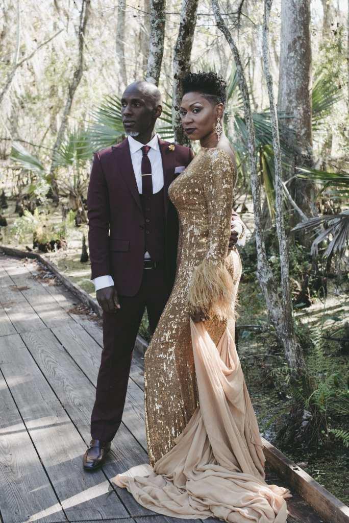 Black Wedding Dress Designers