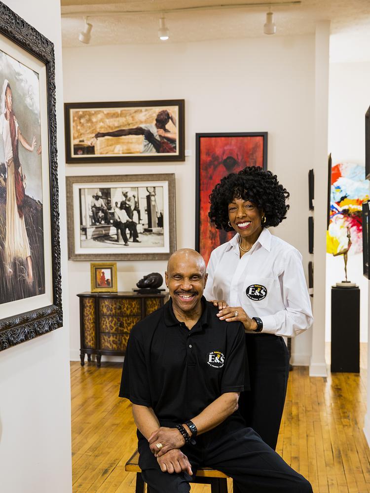 Black Owned Art Galleries