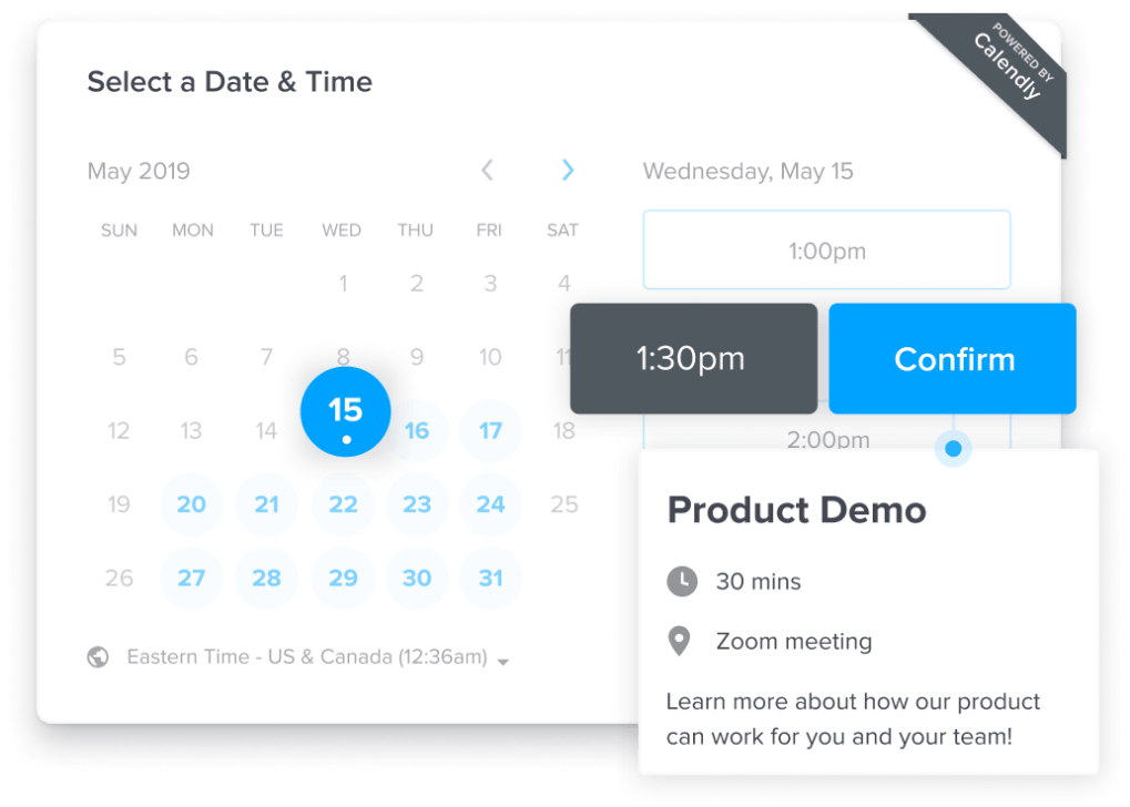 black owned scheduling app