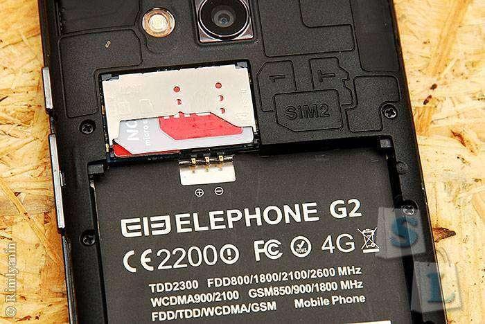 GearBest: Обзор Elephone G2.