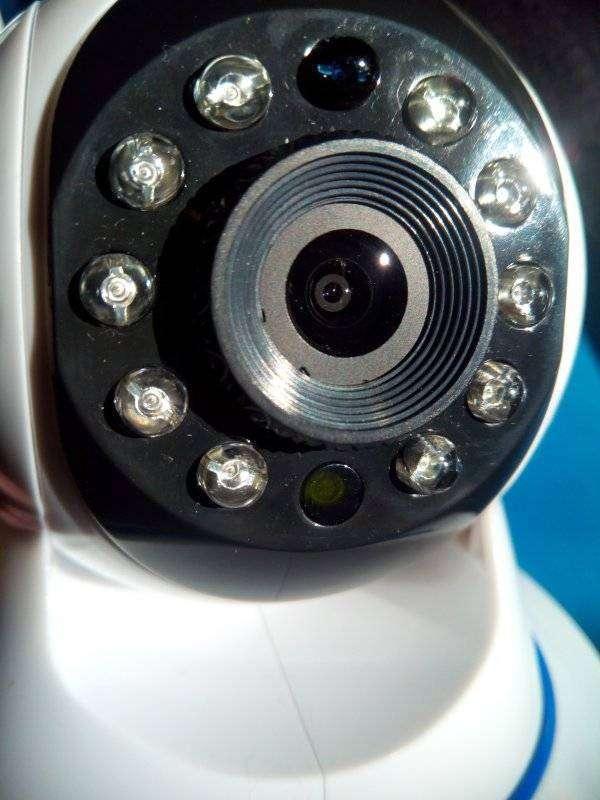 Беспроводная PTZ IP-камера 1080P IMIEYE - почти честное full-HD видео