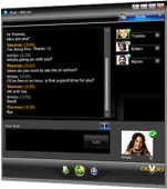 ooVoo Skype Alternative -TextChat