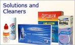 Contact Lenses Back-To-School Savings -solutionsCleaners