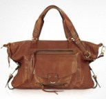 Designer Luxury Handbags -Forzieri ABACO Luxury Handbags- Odelia Java Large Leather Bag