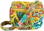 Vera Bradley Handbags -Little Flap Hipster -Provencal