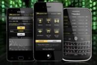 Binary Options 24Option -Mobile-Trading