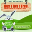 Software bundle deal -wondershare Easter Offer
