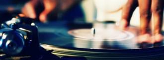 DJ Mixing Platters