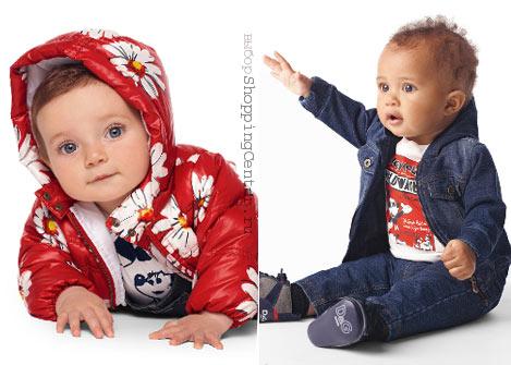 Детская мода 2021, Осень. Фото модной детской одежды для ...
